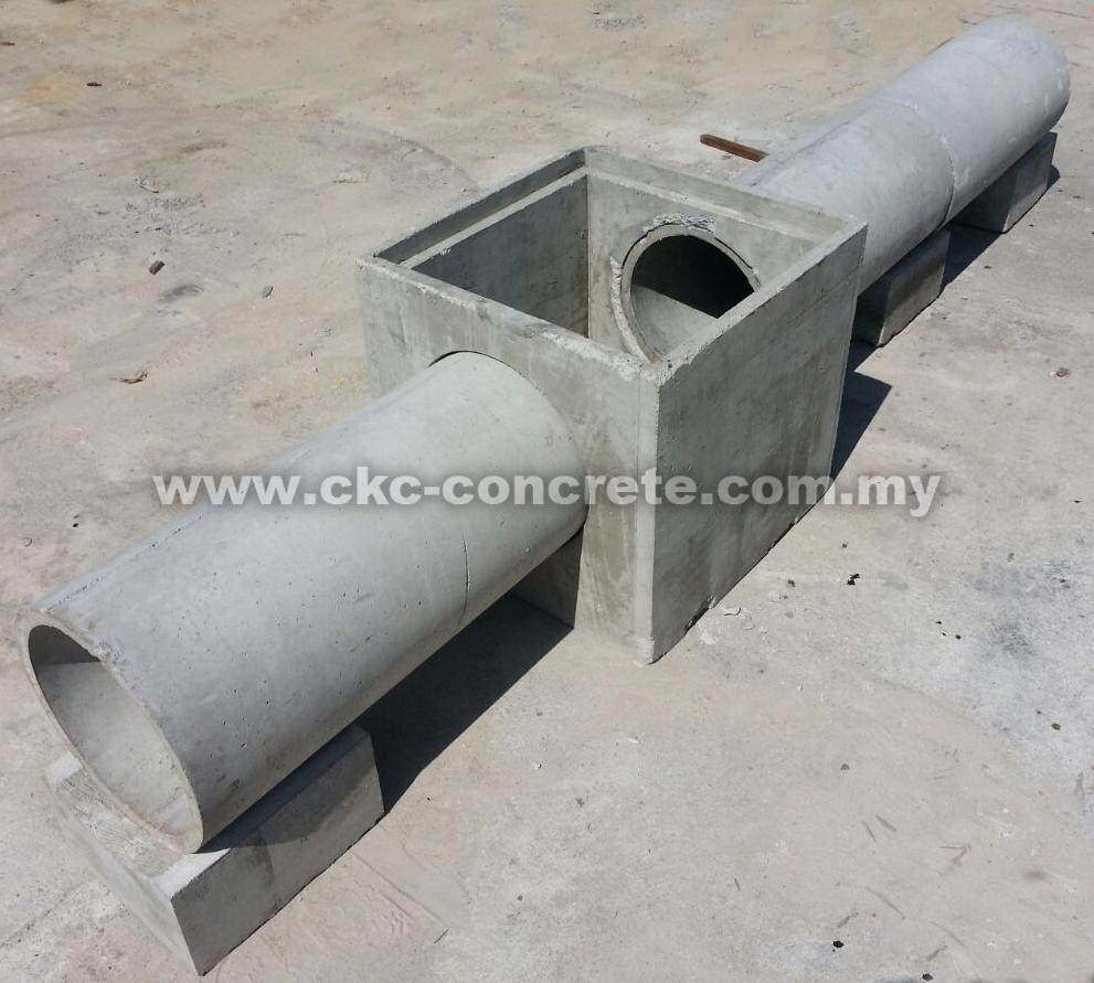 Precast Concrete Sump